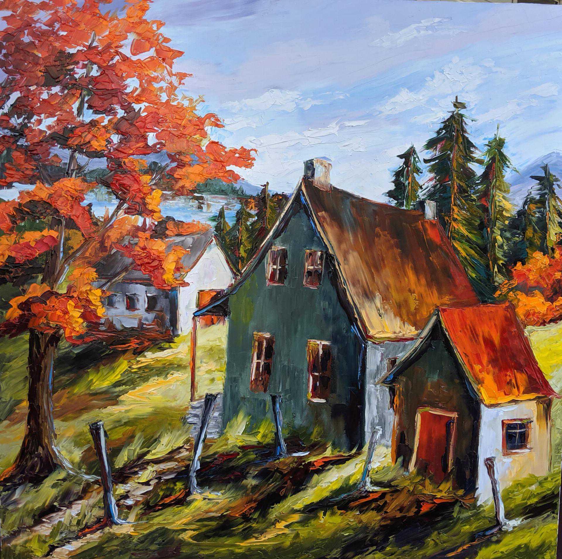 Ode à l'automne